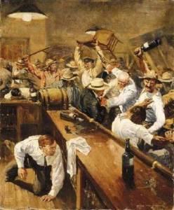 class-bar-fight